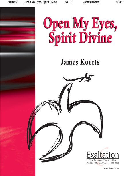 Open My Eyes, Spirit Divine