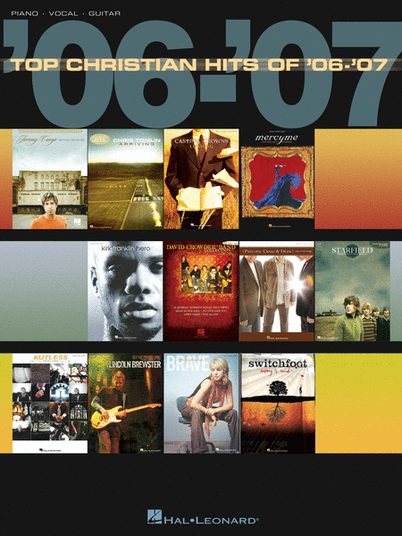Top Christian Hits of '06-'07