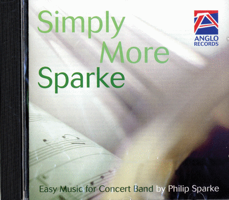Simply More Sparke (CD)