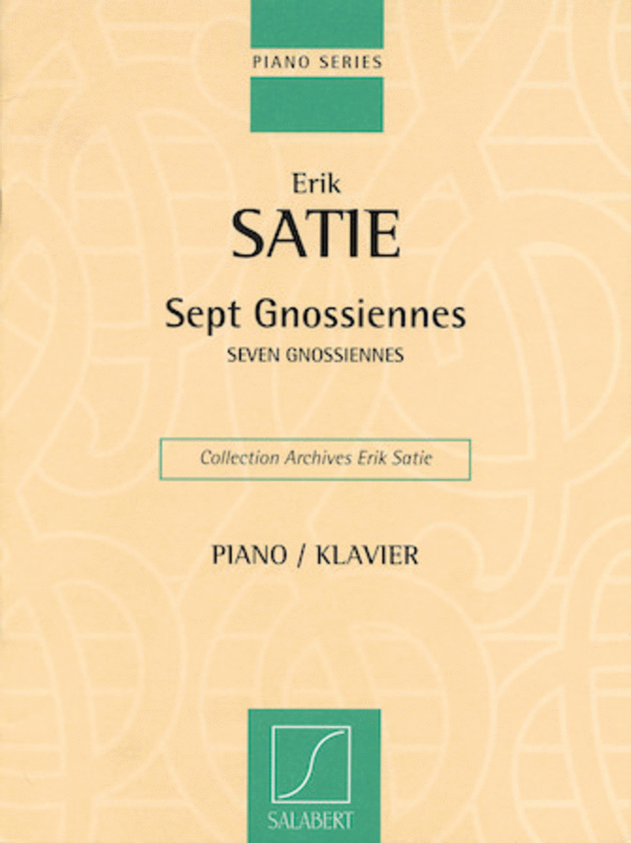 Seven Gnossiennes