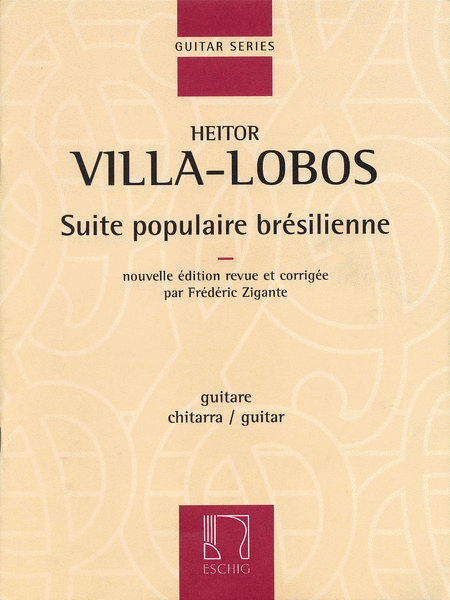 Suite Populaire Bresilienne