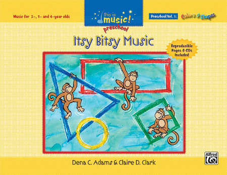 This Is Music! Preschool, Volume 1