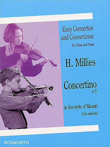 Concertino in D in the Style of Mozart