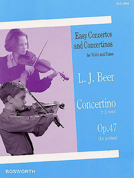 Concertino in E Minor Op. 47