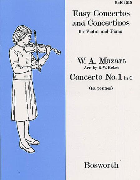 Concerto No.1 in G