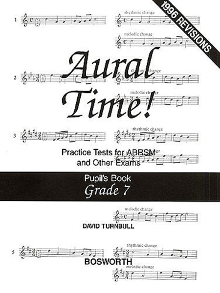 Aural Time! Practice Tests - Grade 7