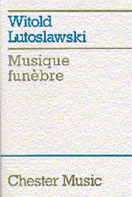 Musique Funebre