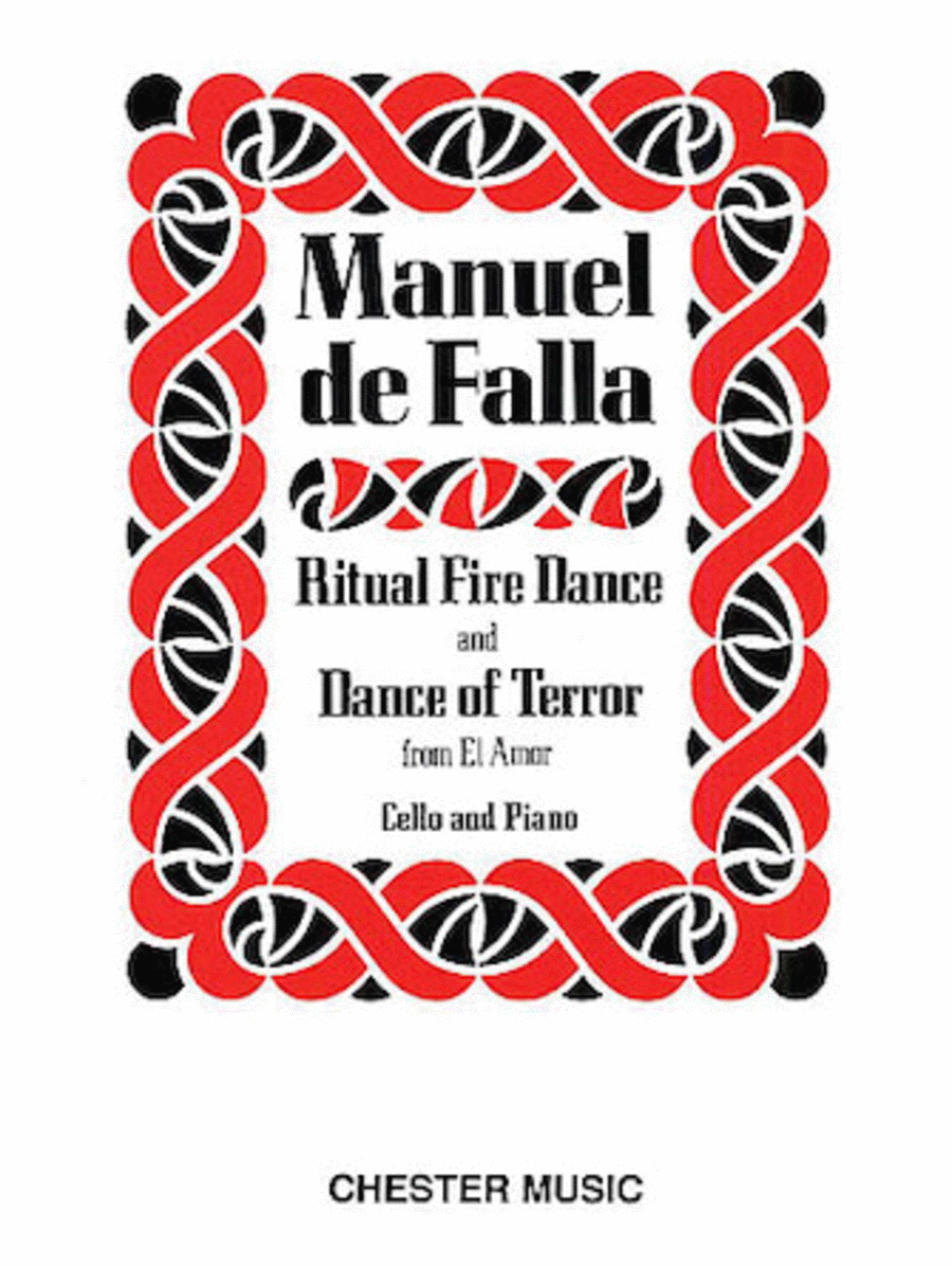 Dance of Terror and Ritual Fire Dance (El Amor Brujo)