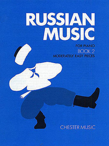 Russian Music for Piano - Book Two