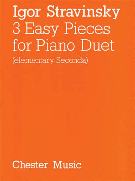 Igor Stravinsky: Three Easy Pieces