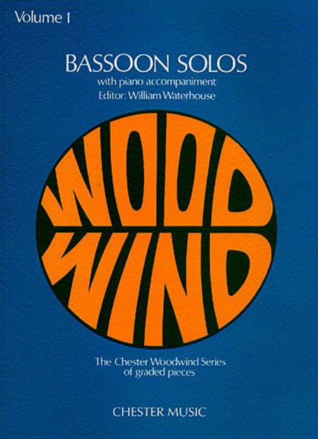 Bassoon Solos Volume 1