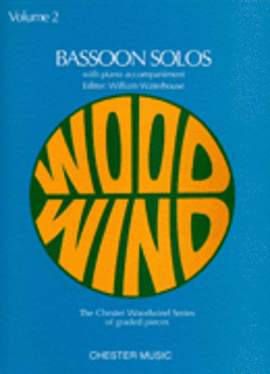 Bassoon Solos - Volume 2