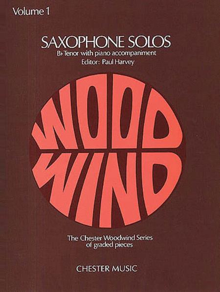 Tenor Saxophone Solos Volume 1