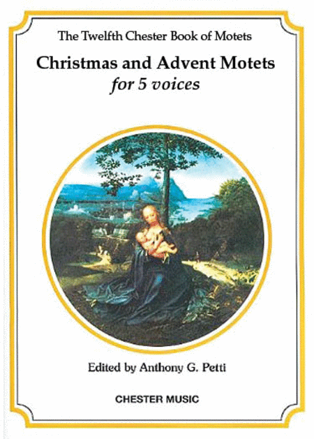 The Chester Book of Motets - Volume 12