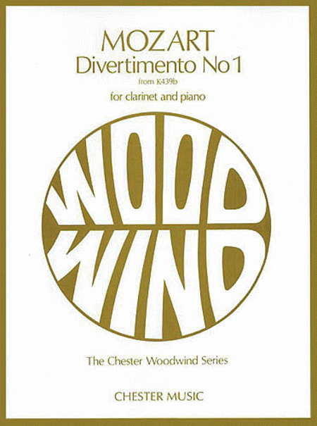 Divertimento No. 1 from K439b