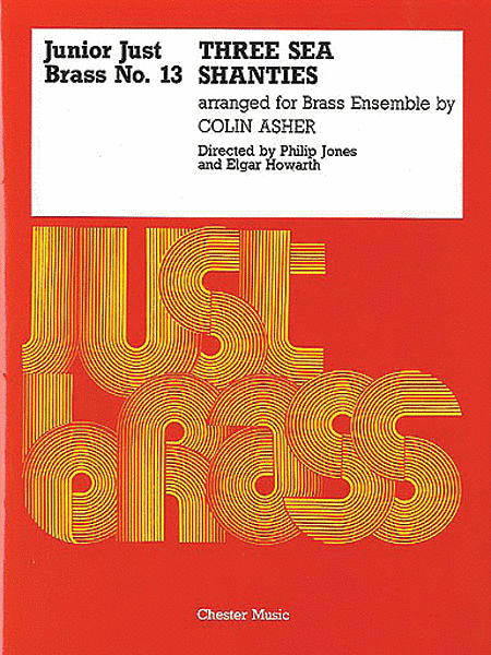 Junior Just Brass 13: Three Sea Shanties