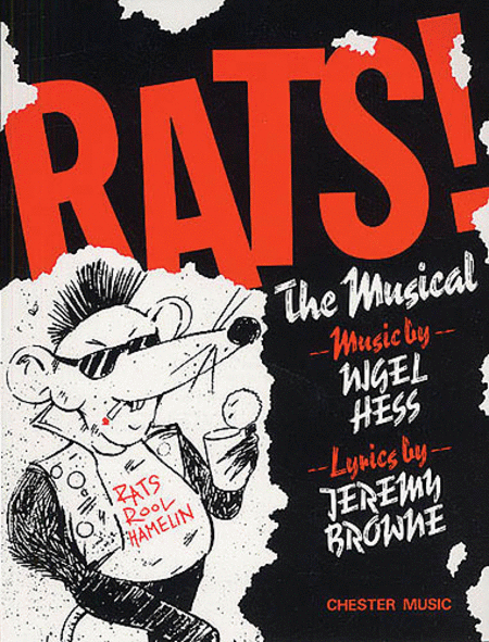 Nigel Hess: Rats! The Musical (Vocal Score)