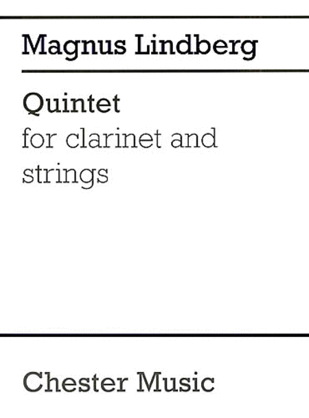 Quintet for Clarinet and Strings
