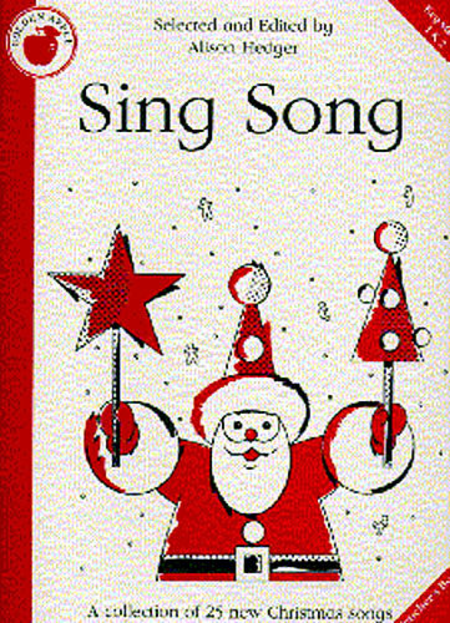 Alison Hedger: Sing Song (Teacher's Book)