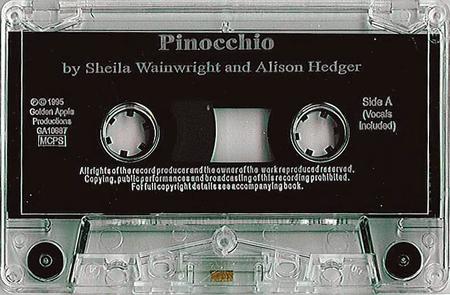 Alison Hedger: Pinocchio (Cassette)