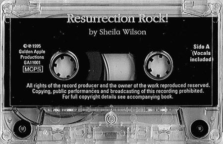 Sheila Wilson: Resurrection Rock! (Cassette)