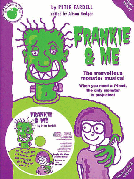 Peter Fardell: Frankie And Me (Teacher's Book/CD)