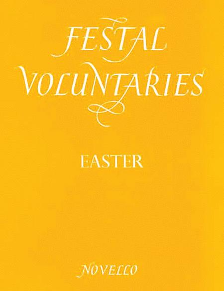 Festal Voluntaries: Easter
