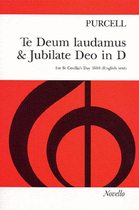 Te Deum Laudamus and Jubilate Deo in D