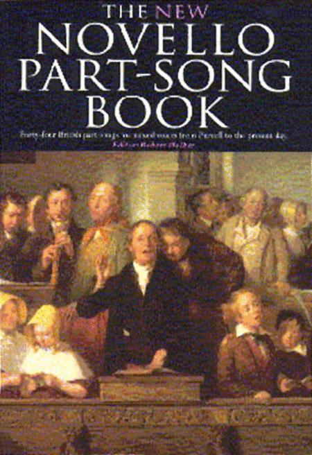 The New Novello Part-Song Book