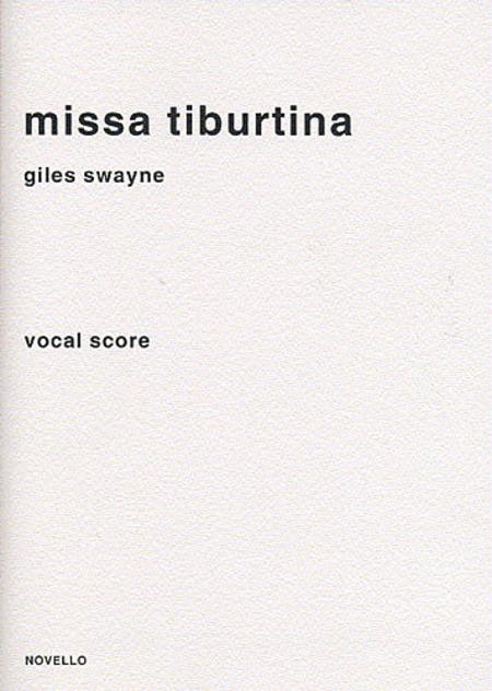 Missa Tiburtina