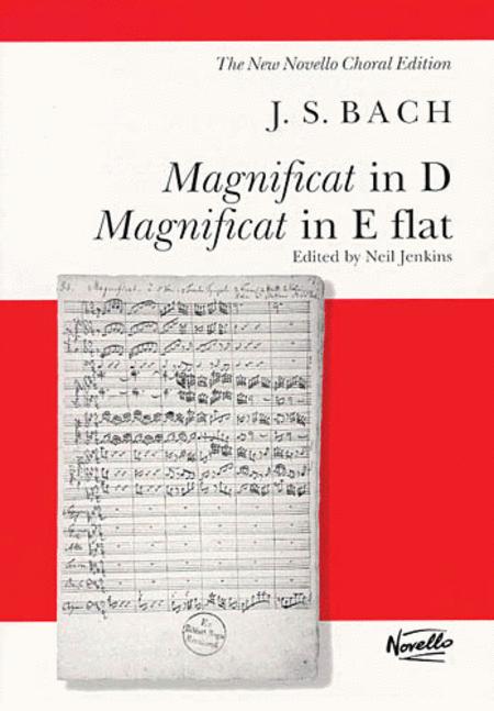 Magnificat in D/Magnificat in E Flat