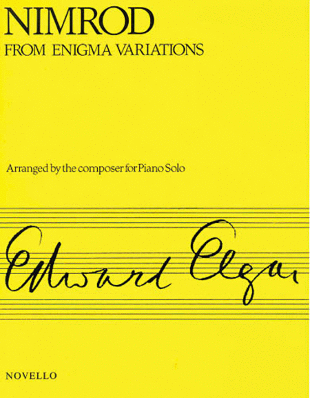 Nimrod From Enigma Variations Op. 36