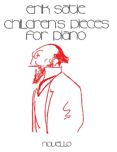 Satie Children's Pieces Piano