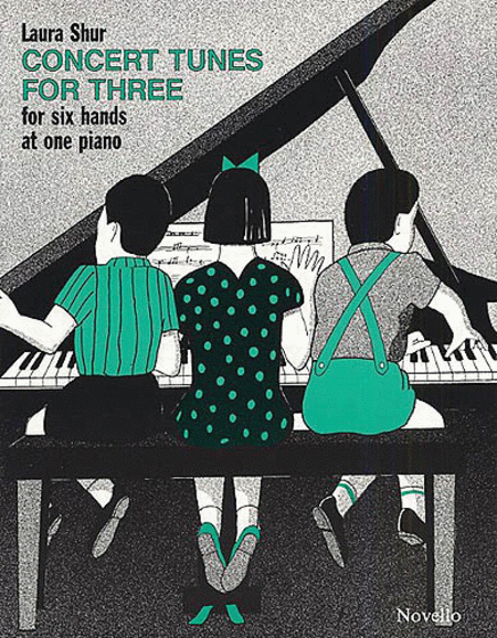 Laura Shur: Concert Tunes For Three