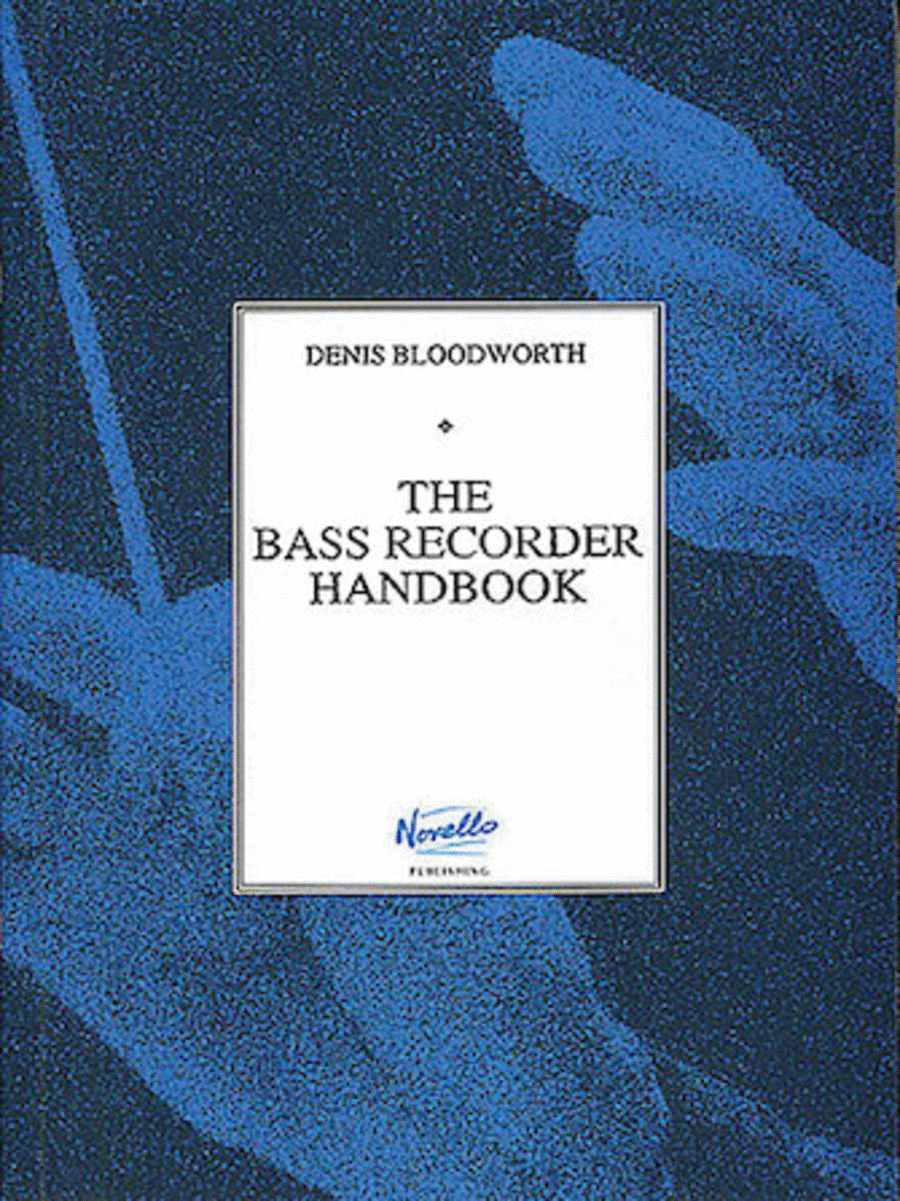 The Bass Recorder Handbook
