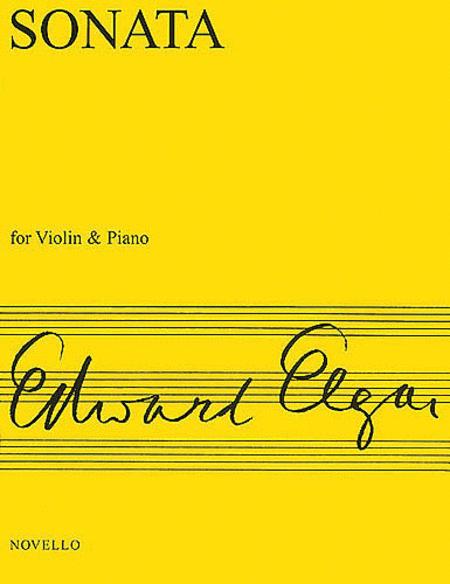 Sonata for Violin and Piano (E Minor), Op. 82
