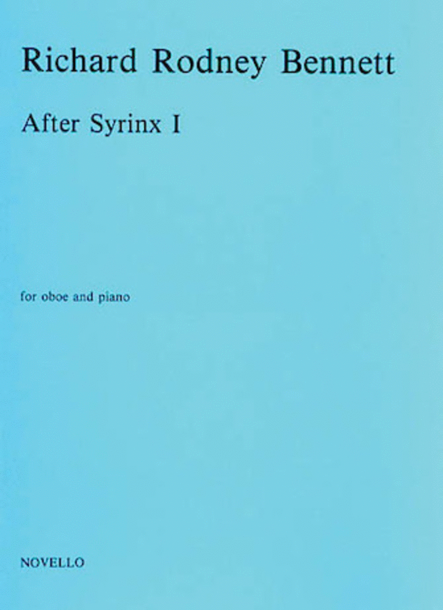 After Syrinx I