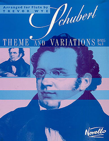 Franz Schubert: Theme And Variations D.935 No.3 (Flute/Piano)