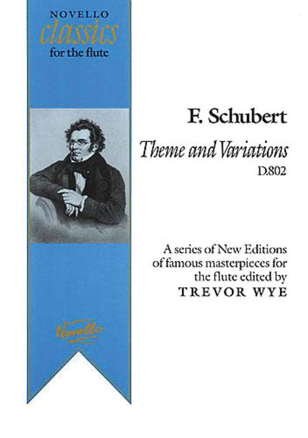 Franz Schubert: Theme And Variations D.802