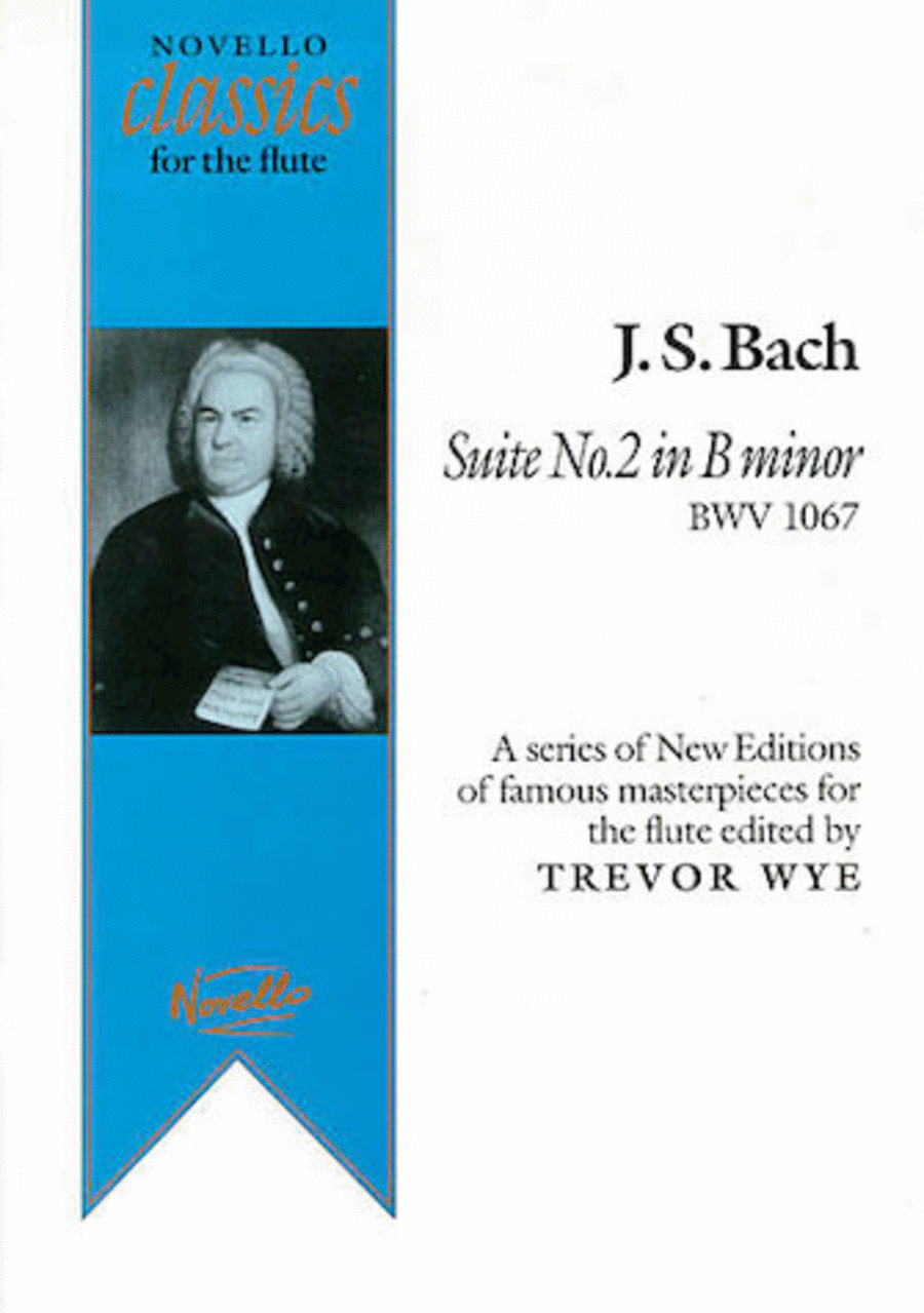 J.S.Bach: Suite No.2 In B Minor BWV 1067