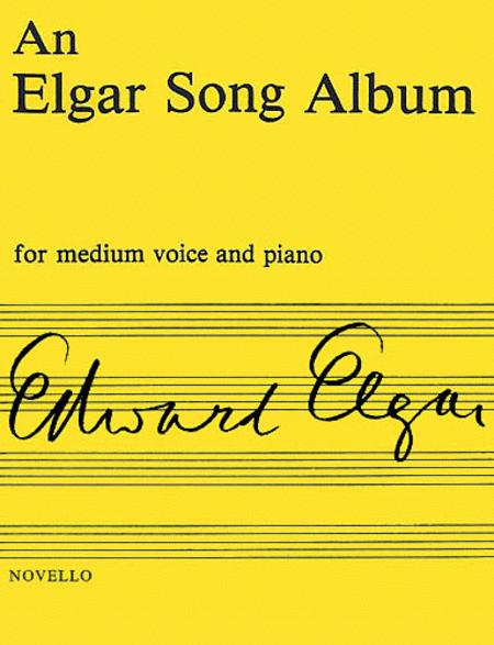 An Elgar Song Album