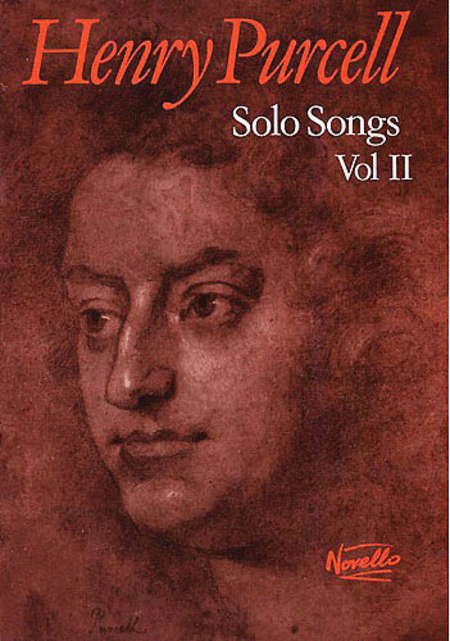 Henry Purcell: Solo Songs Volume II
