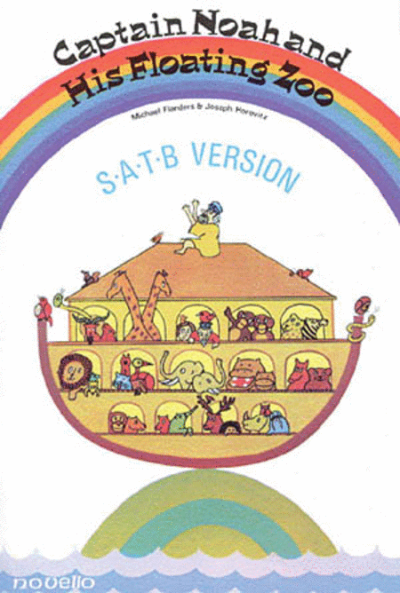 Joseph Horovitz: Captain Noah And His Floating Zoo (SATB)