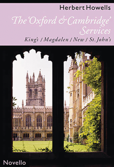 The Oxford & Cambridge Services
