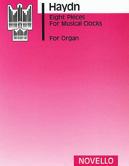 8 Pieces for Musical Clocks