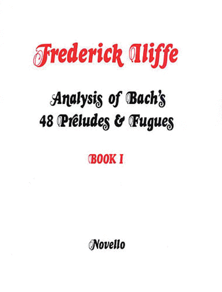 Analysis of Bach's 48 Preludes & Fugues - Book 1