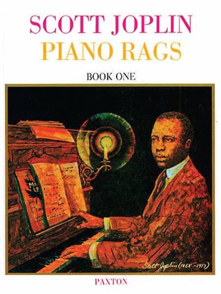 Scott Joplin: Piano Rags Book 1