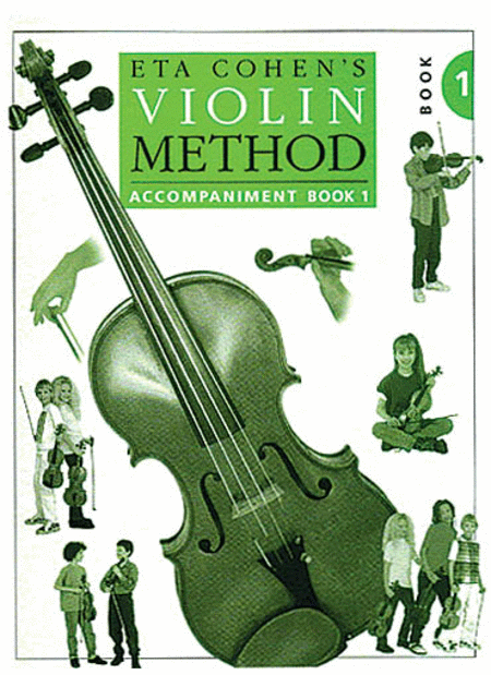 Eta Cohen: Violin Method Book 1 - Piano Accompaniment