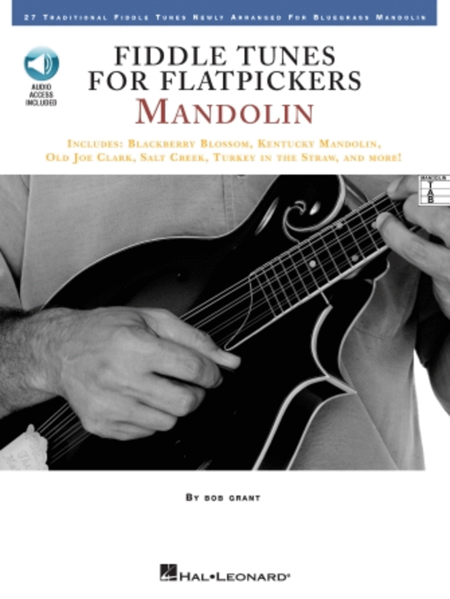 Fiddle Tunes for Flatpickers - Mandolin