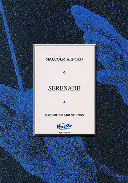 Malcolm Arnold: Serenade For Guitar And Strings (Guitar/Piano)